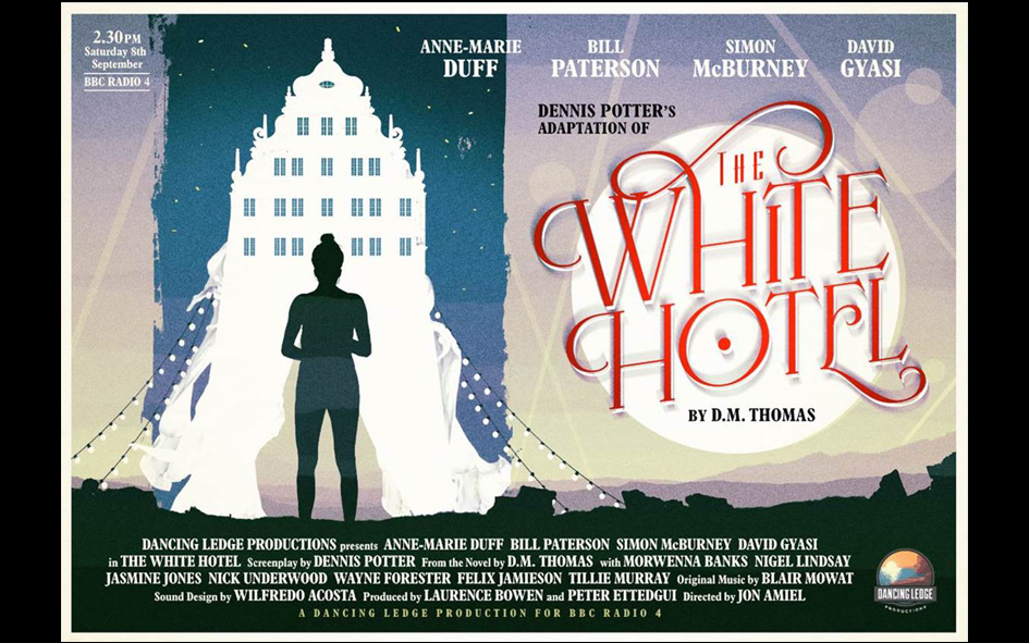 White Hotel - poster